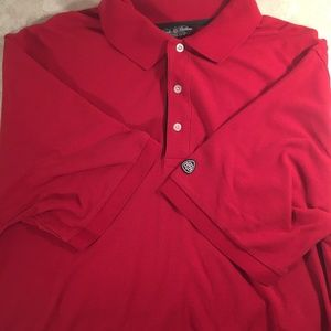 Brooks Brothers red polo XL